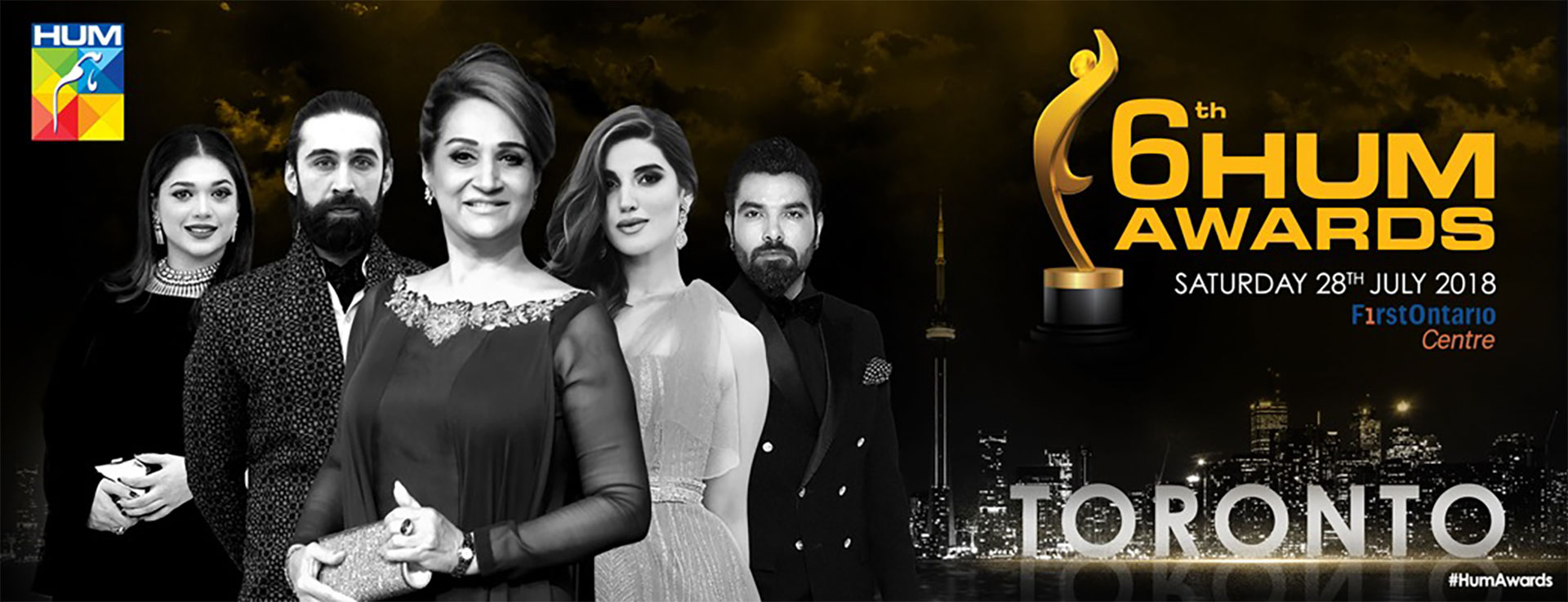 Hum Tv response to the award show controversy